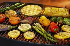 Tips para cocinar 15 vegetales a la parrilla