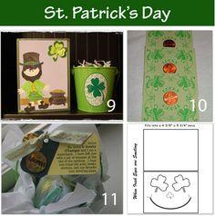 ST. PATRICK'S DAY PARTY & ACTIVITY IDEAS
