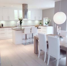 #kitchen #clean #modern #simple #classic