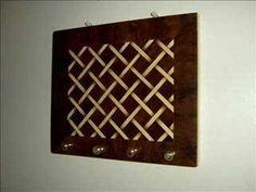 Marchetaria a arte do encaixe na madeira! - FazFácil