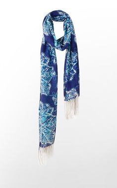Love summer scarves in theory- in practice, not so much.