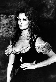 "Adrienne Corri in ""Vampire Circus"", 1972 Hammer Horror Films, Hammer Films, Fiction Movies, Science Fiction, Comedy Movies, Old Movies, Vintage Movies, Vampire Circus, Sexy Horror"