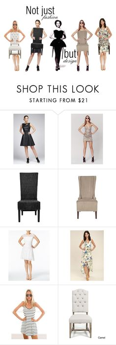 """""""Not just fashion"""" by mia-christine ❤ liked on Polyvore featuring Mac Duggal, Lovers + Friends, Safavieh, NY Collection, LULUS, Kosas Collections, Skyline and design"""