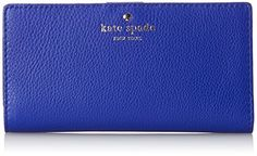 KATE SPADE NEW YORK Kate Spade New York Cobble Hill Stacy Bifold Wallet. #katespadenewyork #bags #leather #wallet #accessory