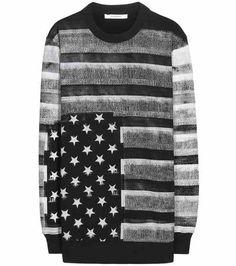 Printed cotton sweatshirt | Givenchy