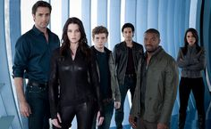 the cast: continuum