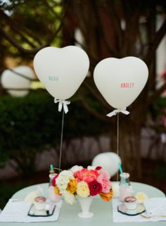 Inspiration for the Littlest Members of the Wedding Party: http://www.stylemepretty.com/2014/08/29/inspiration-for-the-littlest-members-of-the-wedding-party/ | Photography: Liz Banfield - http://lizbanfield.com/