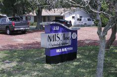 MIS, Inc. sign