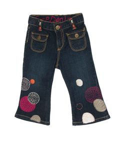 6 Months Girls Jeans