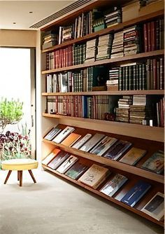 Media Room Design, Home Library Design, House Design, Furniture Hinges, Inside A House, Interior Architecture, Interior Design, Desk Inspiration, Home Libraries