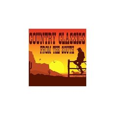 Various Artists - Country Classics From the South (CD)