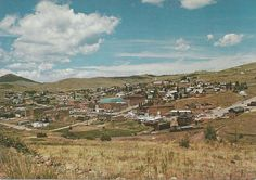 1970's Cripple Creek, Colorado - gold mining camp