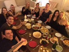 「 #tb #throwback #silvester #silvesterparty #nye #newyear #newyearseve #happynewyear #friends #turkishfood #food #grundlage #selfie #selfiestick #potd… 」