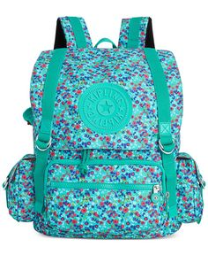 Choosing The Perfect Handbag That's Suitable For All Season - Best Fashion Tips Sacs Kipling, Kipling Backpack, Backpack Bags, Rucksack Bag, Floral Backpack, Lightweight Backpack, Bling Bling, Back Bag, Backpack Reviews