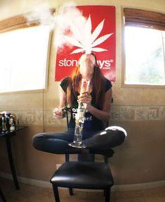 Stonerdays Stay Blazed StonerdaysTM Stoner Weed And