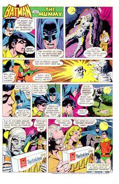 The Superhero Twinkie ads Volume one