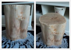 # wood for sitting - # home made ♥ -