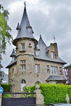 Maison dite Alizia à Dinard