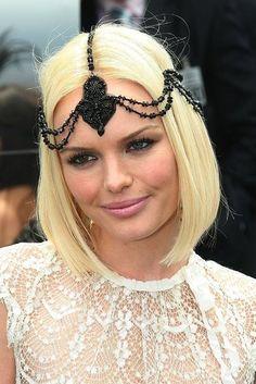 Kate Bosworth headpiece