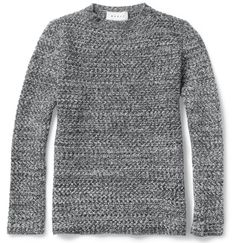 Dior Homme By  Alexander V Wesley 2013 Marni Chunky-Knit Wool and  Cashmere-Blend Sweater 2b1f82ea5d2