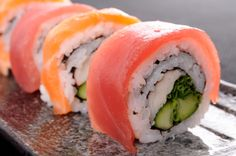 The 411 on Sushi- See waist-Friendly Appetizers and what High-Calorie items to Avoid!
