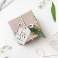 Thank You Tag Wedding Thank You Tags Template Instant Wedding Shower Favors, Wedding Favor Tags, Bridal Shower Rustic, Wedding Thank You, Wedding Gift Boxes, Wedding Invitations, Christmas Wrapping, Christmas Gifts, Christmas Decorations
