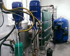 Оборотное водоснабжение на предприятие. Как работает данная система? На каких предприятиях целесообразно внедрение системы оборотного водоснабжения? Как внедрить? Что даёт установка системы оборотного водоснабжения?