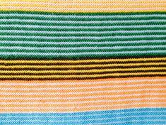 Håndarbeiden » Favoritt-strikketeppet mitt