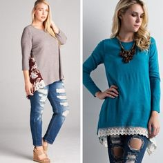 Curvy or Not we have the latest in NeW ARRiVals @graciegenes!