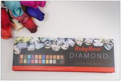 Paleta Diamond Color Matte 24 cores - Ruby Rose