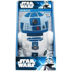 R2-D2 Talking Plush $24.99