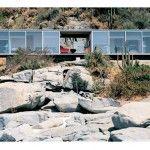 Casa Pite in Papudo Chile with Ocean Views by architect Smiljan Radic