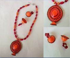 Hand Crafts by Anjali Vinod --like the color combo very much