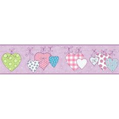 Hanging Hearts - YS9158BD from Peek-A-Boo book