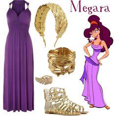 Disney Inspired: Megara