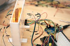 Color-sensing toasters? A student reimagines the home