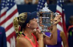 Angelique Kerber US Open 2016
