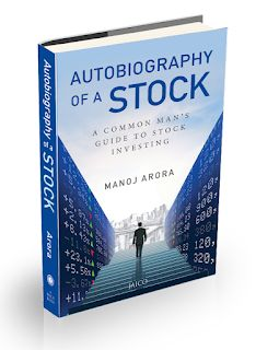 Autobiography Of A Stock is now available for Pre-Ordering at Amazon !   Elevate Your Life