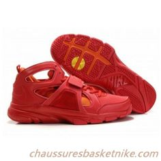 first rate 825a7 7b78a Nike Zoom Huarache Trainer Mid Hommes Basketball Chaussures Rouge Kobe Shoes,  Air Jordan Shoes,