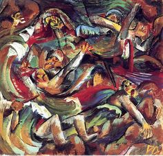 de Otto Dix (1891-1969, Germany)
