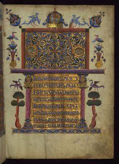 T'oros Roslin Gospels, Dedicatory inscription