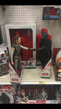 Just a normal day at target #TheLastJedi