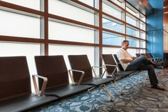 Myrtle Beach International Airport | Airline Seating System | Norman Foster