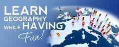 Seterra Online Geography Games