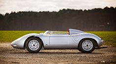 Porsche RSK: Another step on the road to victory at Le Mans - Classic Driver - MAGAZINE - Classic Car