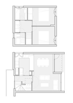 Cool Trevelyan House With Plan Extension Maison 40m2