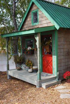 potting shed love