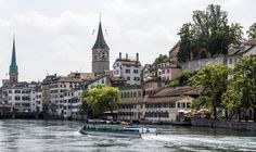 HOT SPOT ZÜRICH II - where to go and what to do: the best city sights!