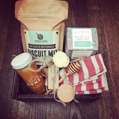 Biscuits & Honey Hostess Gift