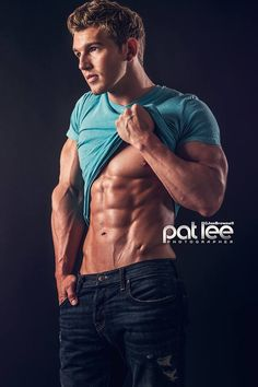 Jonathan Brownell by Pat Lee
